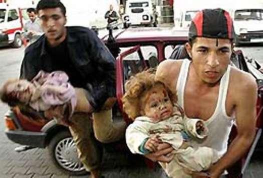 gaza-shelling