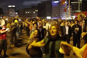 mamme a Gezi