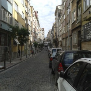 Pangaltı,  Bilezikçi Sokak